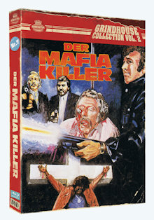 Der Mafia-Killer (Limited Edition, Blu-ray+DVD) (1974) [FSK 18] [Blu-ray]