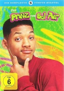 Der Prinz von Bel-Air - Die komplette fünfte Staffel (3 DVDs)