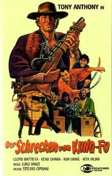 Der Schrecken von Kung Fu (Große Hartbox, Limitiert auf 500 Stück) (1968) [FSK 18]