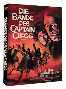 Die Bande des Captain Clegg (Limited Mediabook, Cover A) (1962) [Blu-ray]