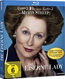 Die Eiserne Lady (2011) [Blu-ray]