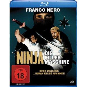 Ninja - Die Killer-Maschine (1981) [FSK 18] [Blu-ray]