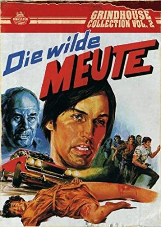 Die wilde Meute - Grindhouse Collection Vol. 2 (Limited Edition, Blu-ray+DVD) (1975) [FSK 18] [Blu-ray]