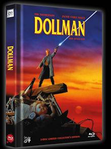 Dollman (Limited Mediabook, Blu-ray+DVD) (1991) [FSK 18] [Blu-ray]