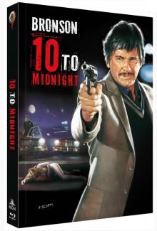 10 to Midnight - Ein Mann wie Dynamit (Limited Mediabook, Blu-ray+DVD, Cover B) (1983) [Blu-ray]