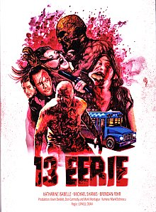13 Eerie - We Prey for You (Limited Mediabook, Blu-ray+DVD, Cover B) (2013) [FSK 18] [Blu-ray]