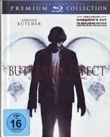 Butterfly Effect (Premium Collection) (2004) [Blu-ray] [Gebraucht - Zustand (Sehr Gut)]