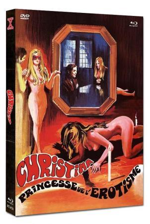 Eine Jungfrau in den Krallen von Zombies (Limited Mediabook, Blu-ray+DVD, Cover A) (1980) [FSK 18] [Blu-ray]