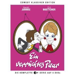 Ein verrücktes Paar - Die komplette Serie (4 DVDs)