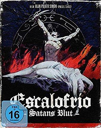 Escalofrio - Satans Blut (Limited Edition) (1977) [Blu-ray]