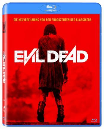 Evil Dead (Uncut) (2013) [FSK 18] [Blu-ray]