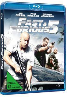 Fast & Furious 5 (2011) [Blu-ray]