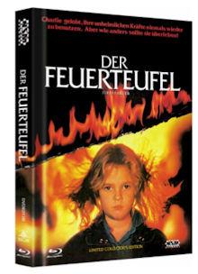 Der Feuerteufel (Limited Mediabook, Blu-ray+DVD, Cover B) (1984) [Blu-ray] [Gebraucht - Zustand (Sehr Gut)]