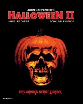 Halloween 2 (Uncut) (1981) [FSK 18] [Blu-ray]