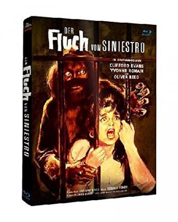 Der Fluch von Siniestro (Limited Mediabook, Cover B) (1961) [Blu-ray] [Gebraucht - Zustand (Sehr Gut)]