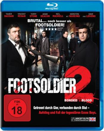 Footsoldier 2 (Uncut) (2010) [FSK 18] [Blu-ray]