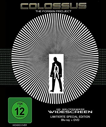 Colossus - The Forbin Project (Limited Special Edition, Blu-ray+DVD) (1970) [Blu-ray]