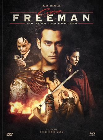Crying Freeman - Der Sohn des Drachen (Limited Mediabook, Blu-ray+DVD, Cover C) (1995) [FSK 18] [Blu-ray]