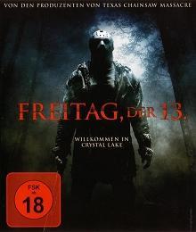 Freitag, der 13. (2009) [FSK 18] [Blu-ray]