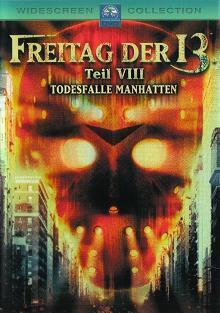 Freitag der 13. Teil 8 - Todesfalle Manhattan (1989) [FSK 18] [Gebraucht - Zustand (Sehr Gut)]