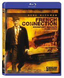 French Connection - Brennpunkt Brooklyn (2 Discs) (1971) [Blu-ray] [Gebraucht - Zustand (Sehr Gut)]