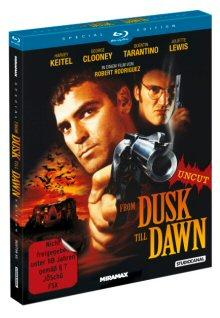 From Dusk Till Dawn (2 Discs, Uncut) (1996) [FSK 18] [Blu-ray]