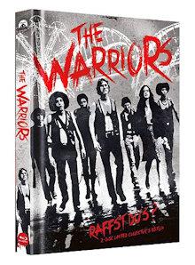 The Warriors (Limited Mediabook, Blu-ray+DVD, Cover B) (1979) [Blu-ray]