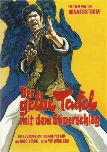 Der gelbe Teufel mit dem Superschlag (kleine Hartbox) (1974) [FSK 18]
