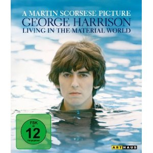 George Harrison - Living in the Material World (2011) [Blu-ray]