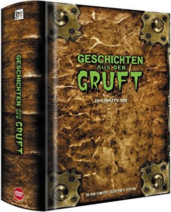 Geschichten aus der Gruft - Die komplette Serie (20 DVD Limited Collector's Edition) [FSK 18]