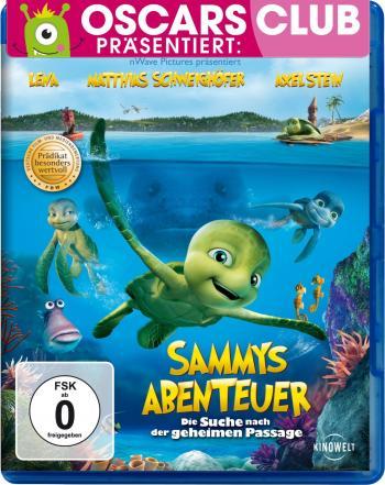 Sammys Abenteuer - Die Suche nach der geheimen Passage (2010) [Blu-ray]