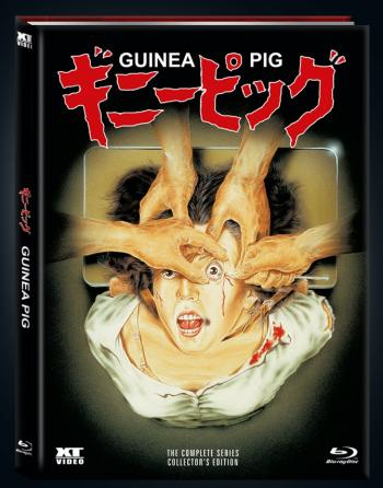 Guinea Pig - The Complete Series (Limited Mediabook) [FSK 18] [Blu-ray]