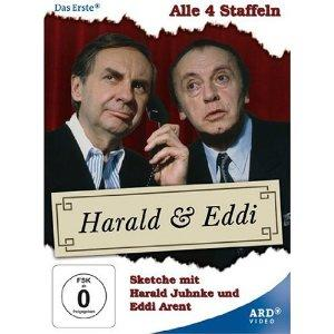 Harald & Eddi - Alle 4 Staffeln (4 DVDs)