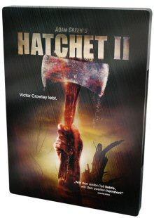 Hatchet 2 (Uncut Edition, Steelbook) (2010) [FSK 18]