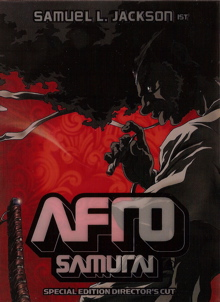 Afro Samurai (2 DVDs Special Edition Director's Cut) (2007) [FSK 18]