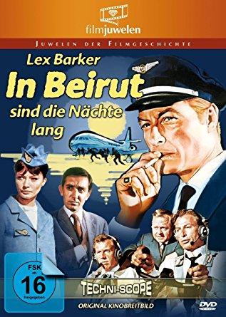 In Beirut sind die Nächte lang (1965) [Gebraucht - Zustand (Sehr Gut)]
