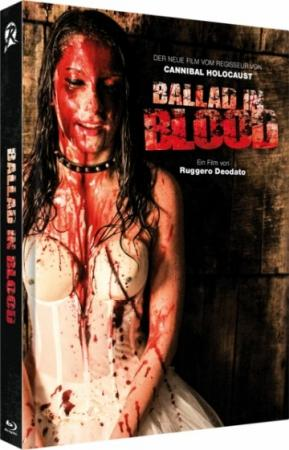 Ballad in Blood (Limited Mediabook, Blu-ray+DVD, Cover C) (2016) [FSK 18] [Blu-ray]