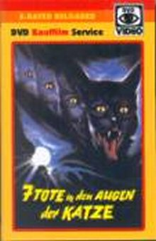 7 Tote in den Augen der Katze (Große Hartbox) (1973) [FSK 18]