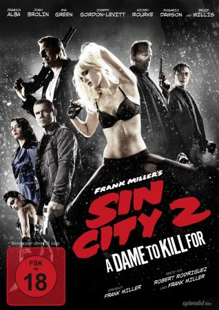 Sin City 2 - A Dame to kill for (2014) [FSK 18]