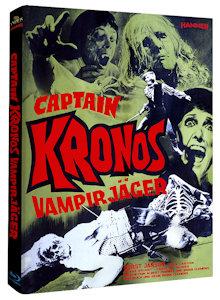 Captain Kronos - Vampirjäger (Limited Mediabook, Cover B) (1973) [Blu-ray]