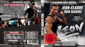 Leon (Uncut, 3 Disc Platinum Edition, Blu-ray + 2 DVDs) (1990) [FSK 18] [Blu-ray] [Gebraucht - Zustand (Sehr Gut)]