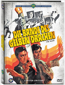 Die Bande des gelben Drachen (Limited Uncut Mediabook, Cover B) (1972) [FSK 18]