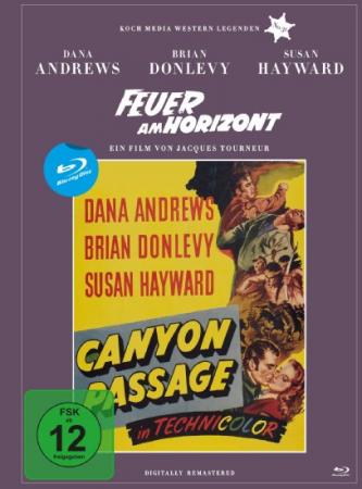 Feuer am Horizont (1946) [Blu-ray] [Gebraucht - Zustand (Sehr Gut)]