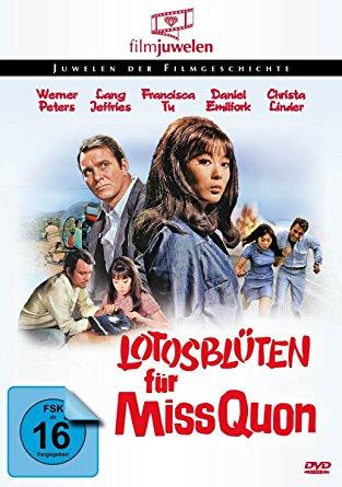 Lotosblüten für Miss Quon (1967) [Gebraucht - Zustand (Sehr Gut)]