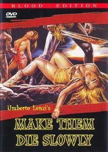 Die Rache der Kannibalen (1981) [FSK 18]