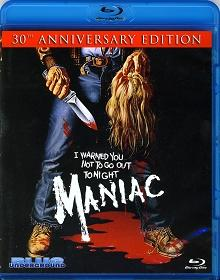 Maniac (2 Discs) (1980) [FSK 18] [US Import mit dt. Ton] [Blu-ray]