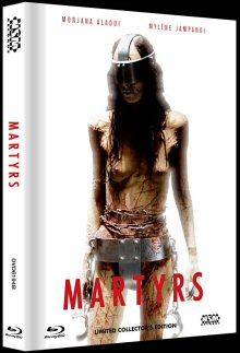 Martyrs (Limited Uncut Mediabook Edition, DVD+Blu-Ray, Cover B) (2008) [FSK 18] [Blu-ray]