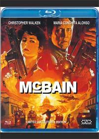 McBain (1991) [FSK 18] [Blu-ray]