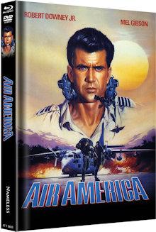 Air America (Limited Mediabook, Cover Zeichnung) (1990) [Blu-ray]