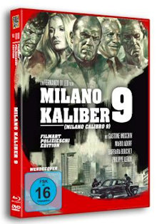 Milano Kaliber 9 (Limited Edition, Blu-ray+DVD) (1971) [Blu-ray]